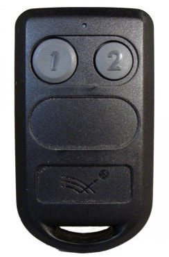 Keri Systems WRT-2 Farpointe Ranger 2 Button Mini Transmitter WRT-4